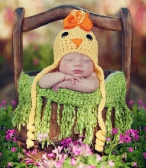 easter babies8 Easter babies that will melt your heart (22 photos)