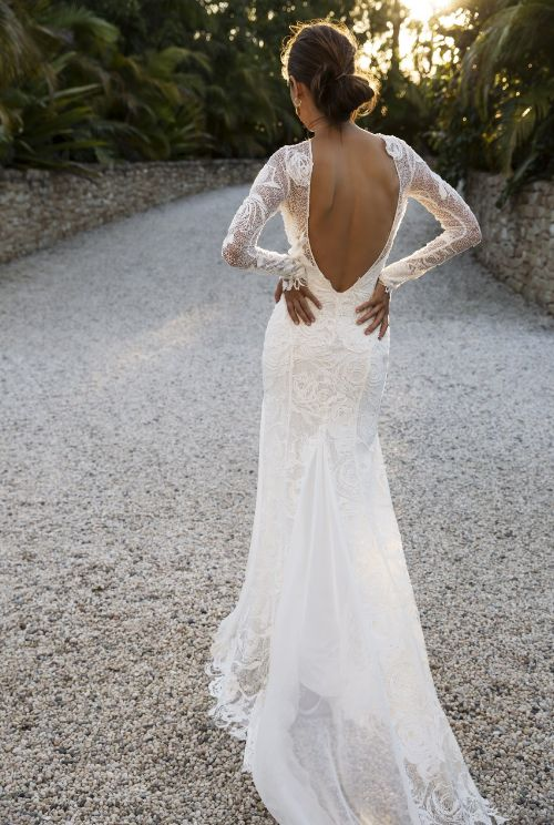 Designer Grace loves Lace, who are responsible for Pinterest's favourite wedding dress, has released a new collection.