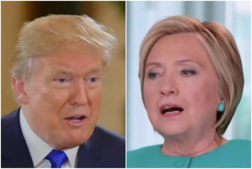 Trump responds to Hillary Clinton's late night admission of campaign funding 'dirty' dossier