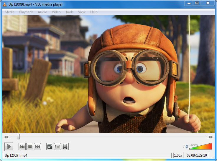 VLC Media Player for Windows or for MAC It is one of those sophisticated and high end media players right now