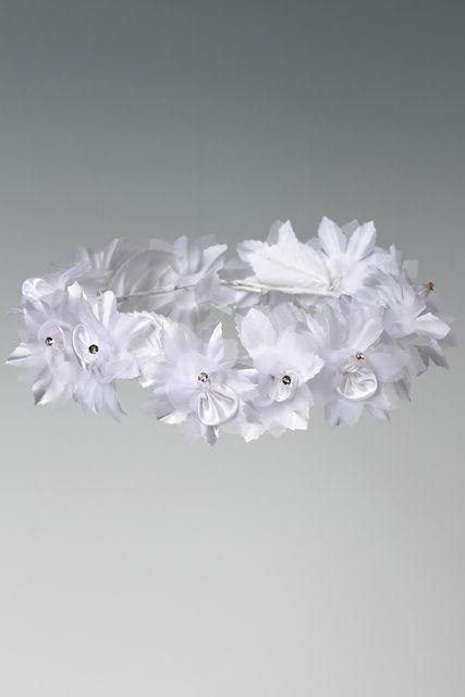 Couronne  fleurs de cérémonie - Tati.fr