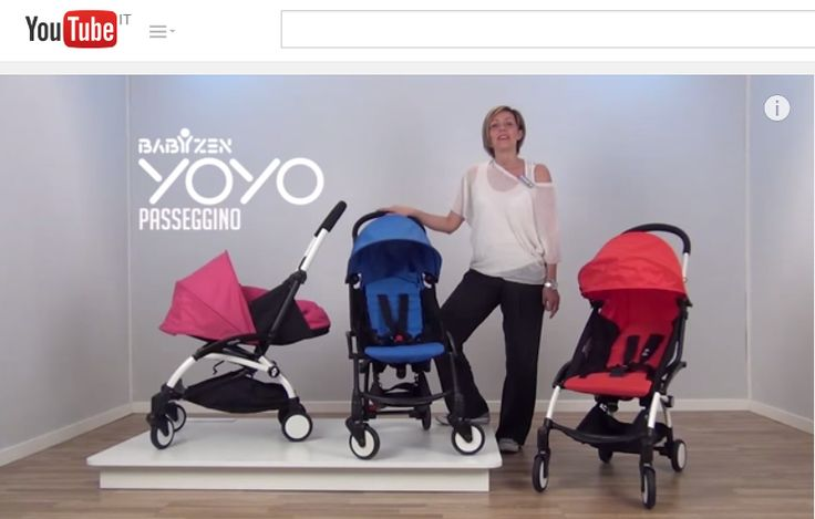 Su YouTube (http://ndgz.it/babyzen-yoyo-video-yt) ti presentiamo Babyzen Yoyo, il #passeggino da record, unico omologato come bagaglio a mano per i #viaggi in #aereo! Lo trovi qui:http://ndgz.it/babyzen-nidodigrazia #bambini #vacanze #viaggi