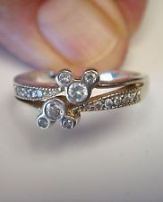 cute! I wouldn't want it as a wedding ring, but an extra ring haha