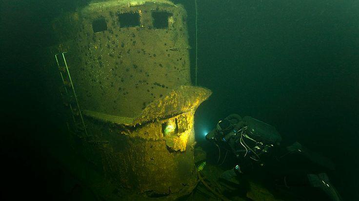 видео затонувшие подводные лодки
