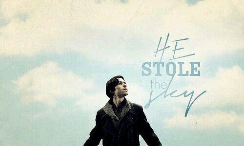 He Stole The Sky .. ☆