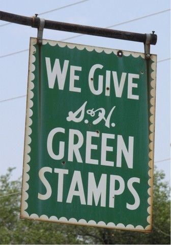 S Green Stamps
