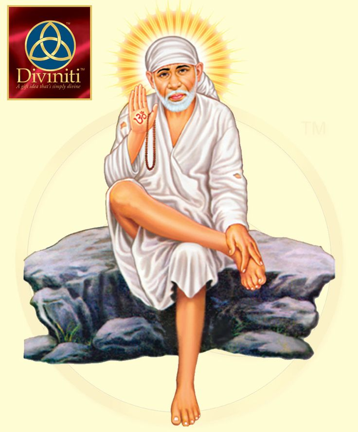 Get here Angelic Gift experience of Lord Sai Baba from Diviniti Online gift stores Like Om Sai Ram car frames, wall hangings, key rings and much more ethnic gift range.