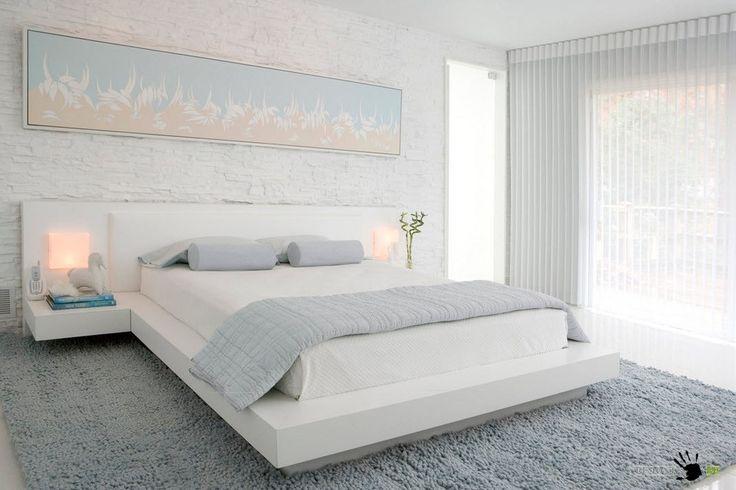 белая спальня мансарда - Пошук Google