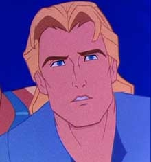 """The 10 Worst Fictional Boyfriends  "" Pocahontas, also known as ""Watch This Hot Blonde Guy Check His White Privilege for An Hour and A Half"""