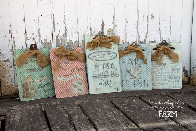 Sweet Magnolias Farm: Howdy y'all ..Here's some fun new offerings....