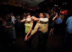 Ingrid. Bailar salsa, una de mis pasiones.