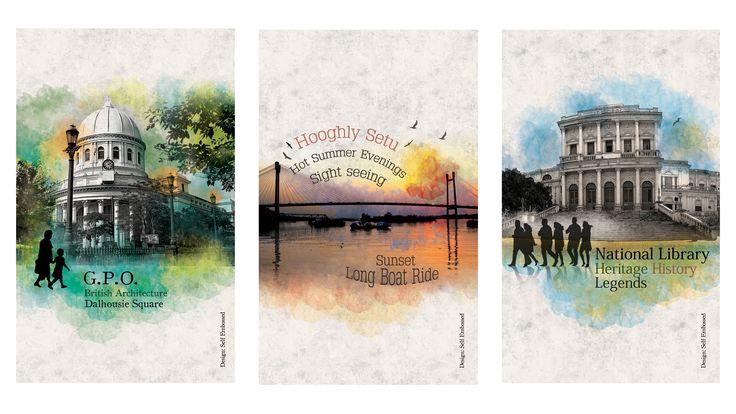 Kolkata Series 2: Client commissioned work