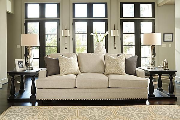 the new cloverfield sofa from ashley furniture homestore