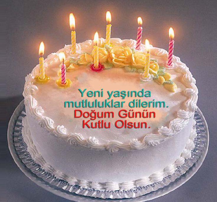 Doğum günü mesajları - En güzel resimli doğum günü mesajları 46