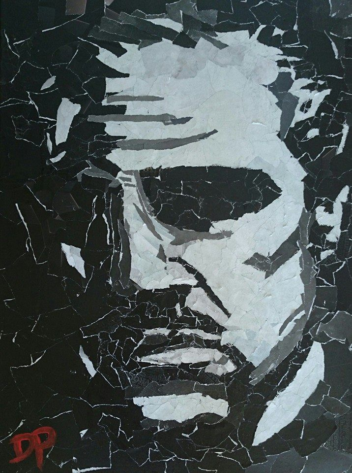 Marlon Brando by Don Pennings 60x80 cm