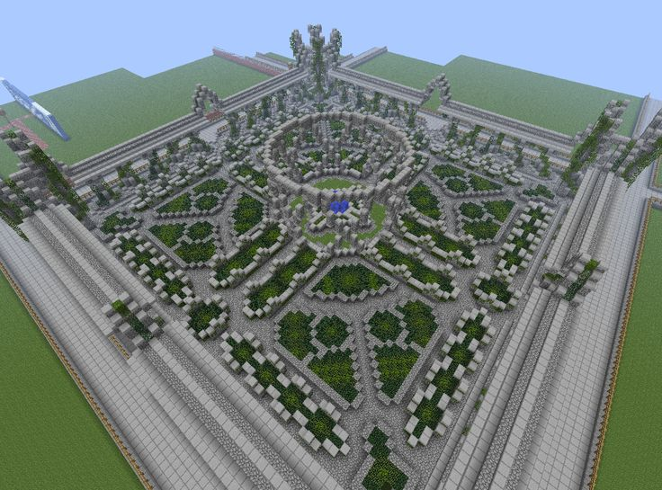 17 best images about gardens on pinterest gardens garden ideas and gave up - Minecraft garden designs ...