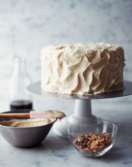 cake cake cake!: Food Style, Tina Rupp, Cakes Recipes, Ruffles Cakes, Carrots Cakes, Cakes Ice, Walnut Cakes, Food Cakes, Cakes Frostings