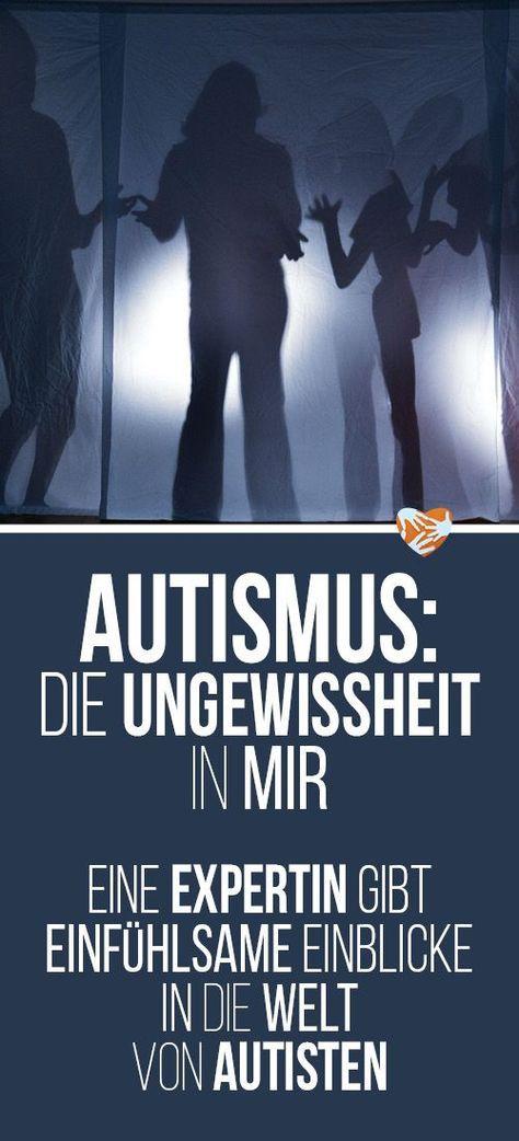 Eine Autismus-Expertin gibt einfühlsame Einblicke in die Welt von Menschen mit Autismus
