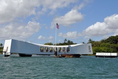 What to Know before Visiting Pearl Harbor and the USS Arizona Memorial: USS Arizona Memorial