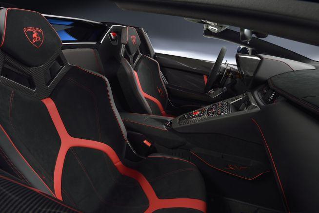 Automobili Lamborghini unveils the new Lamborghini Aventador LP 750-4…