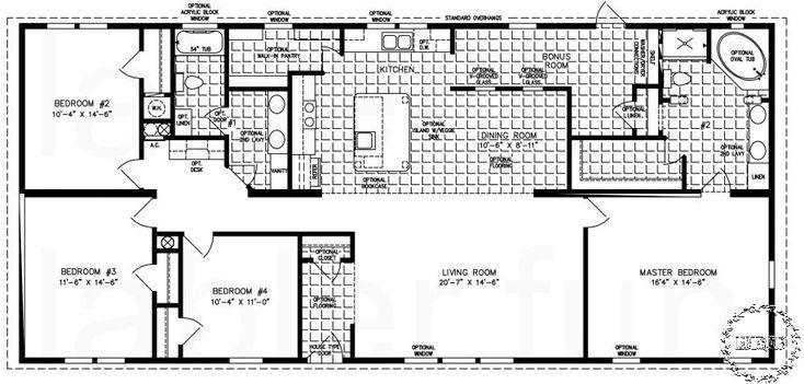 4 bedroom floor plans in nigeria#bedroom #floor #nigeria # ...
