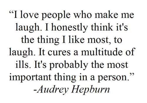 :): Favorit Quotes, Make Me Laughing, Inspiration, Audrey Hepburn Quotes, Sotrue, Wisdom, Audreyhepburn, So True, Living
