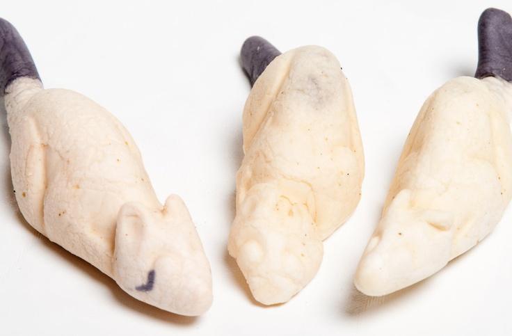 Beacon marshmallow mice