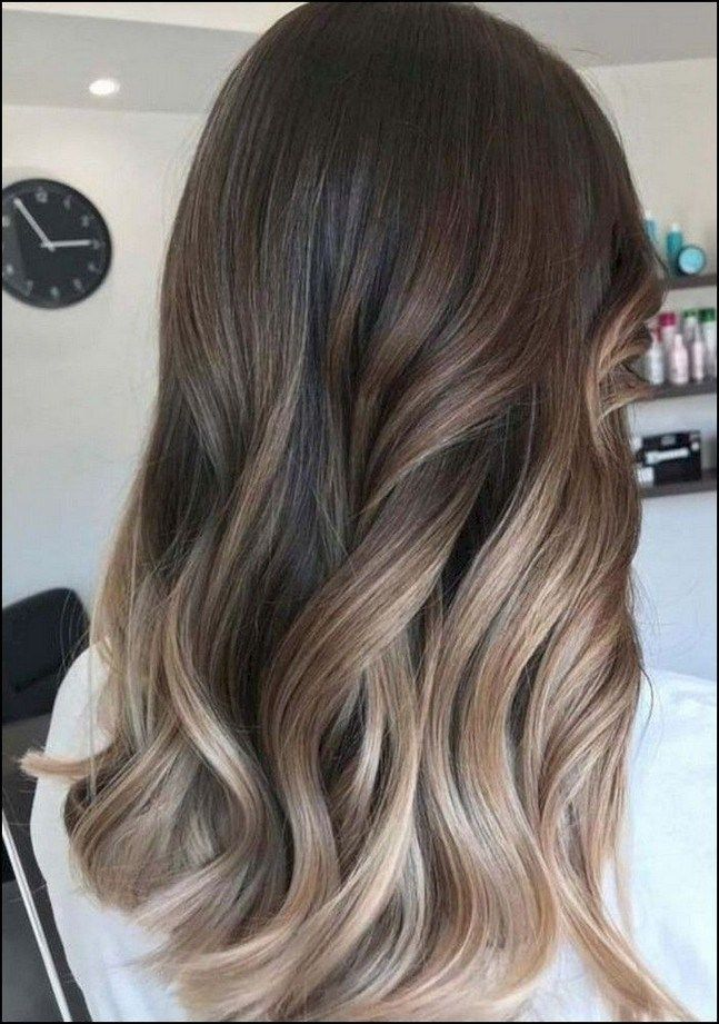 10 Medium To Long Hair Styles Ombre Balayage Hairstyles Ideas For Women 2019 Hairstyles Eknom Jo Com Long Hair Color Balayage Hair Long Hair Waves