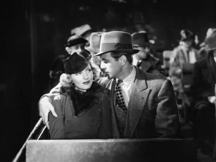 Jean Arthur and Gary Cooper - Mr. Deeds Goes to Town