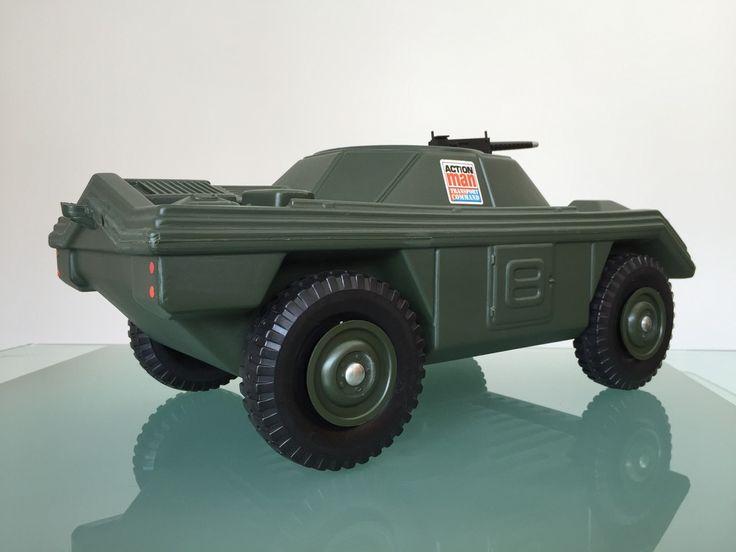 The Unofficial Action Man HQ Forum - Scout Car c.1975