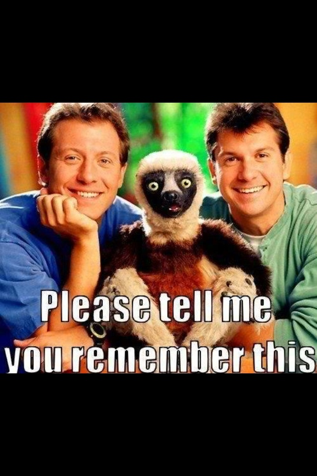 Oh my goodness... zaboomafoo!!!!!! I watched it all the time when I was that little itty bitty girl!!!!!!!!