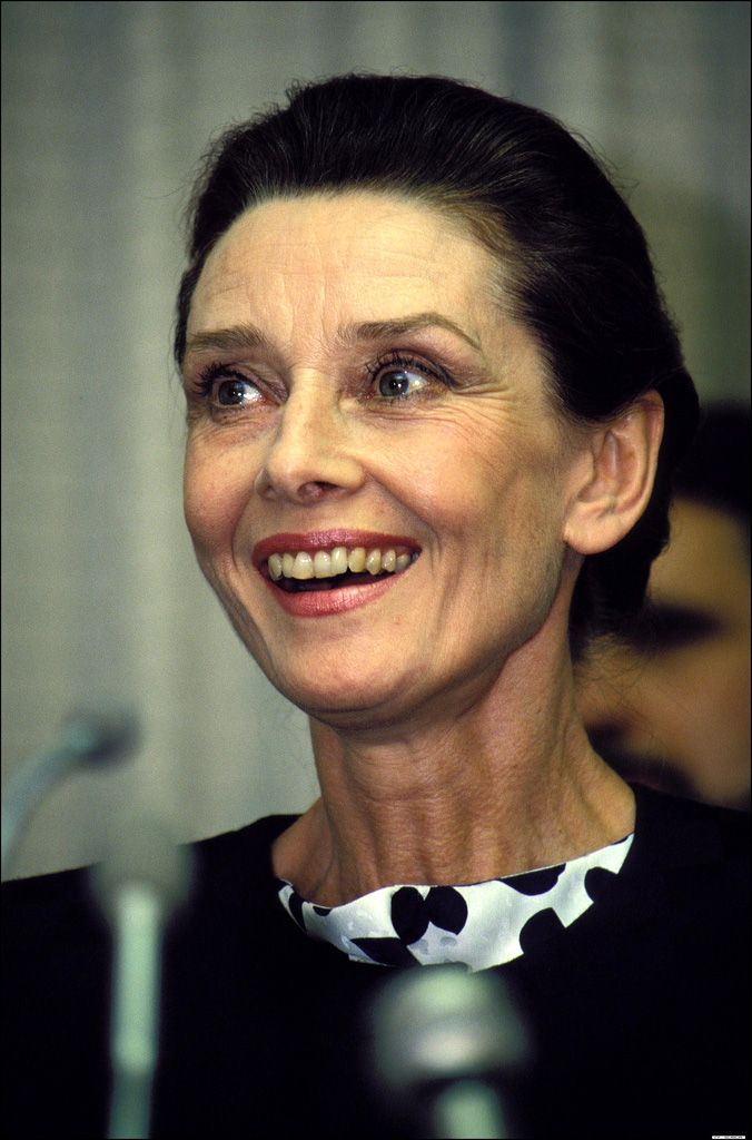The greatest asset we can have as women is unassuming joy, and a genuine, heartfelt smile. - Audrey Hepburn later years, aging, true beauty, femininity