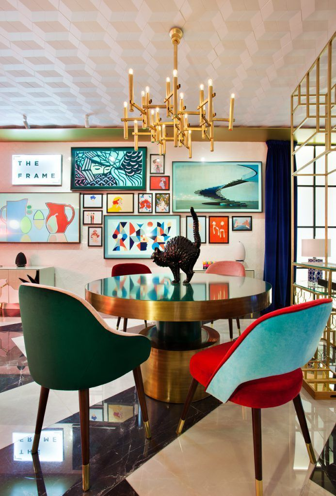 Casa Decor 2017 Moanne Eclectic Interior Design Eclectic