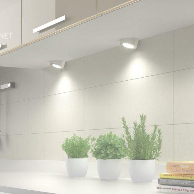 Domus Linen helppokäyttöiset ja näyttävät Smally Led-valaisimet meiltä. Uusi SMD LED -teknologia: laajempi ja yhtenäisempi valokeila pienemmällä sähkönkulutuksella. #domusline #smally #led #valaistus #valo #lamppu #light #sisustus #koti #decoration #home #kitchen #keittiö #yritysmyynti #seinäjoki