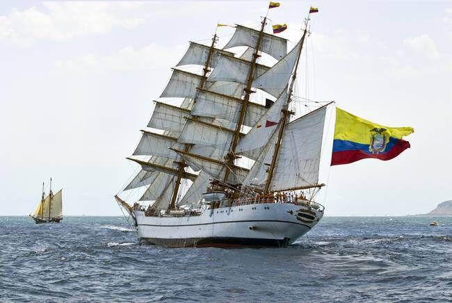 Το GUAYAS θα βρεθεί στον Πειραιά απο 23/09 εως 27/09 | seazoom