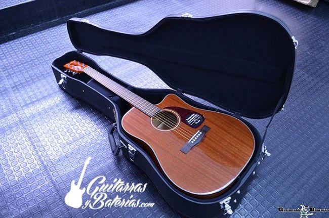 Guitarra electroacustica Fender CD60. Compra al mejor precio en colombia.