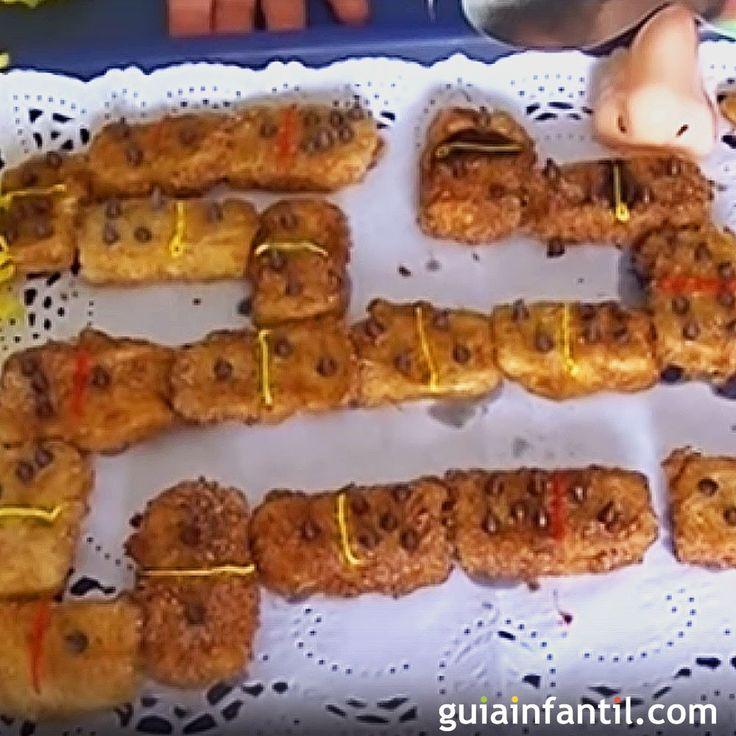Cómo hacer Leche frita, paso a paso con esta receta que nos trae Guiainfantil.com. Un dulce de Carnaval delicioso y fácil de hacer para los niños, para que disfruten.