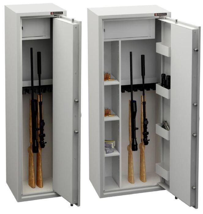 szafy na broń długą