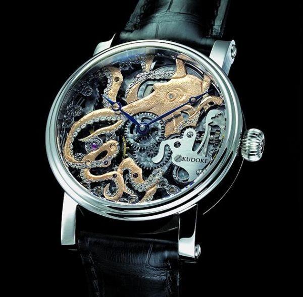KudoKtopus Kraken Watch