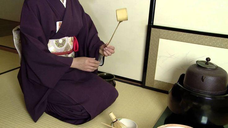 Japanische Teezeremonie, Japanese tea ceremony