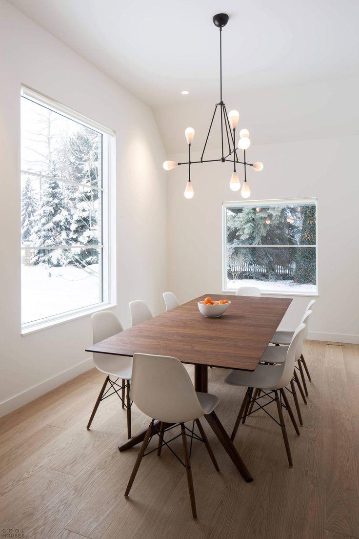 Частный дом в скандинавском стиле в Солт-Лейк-Сити