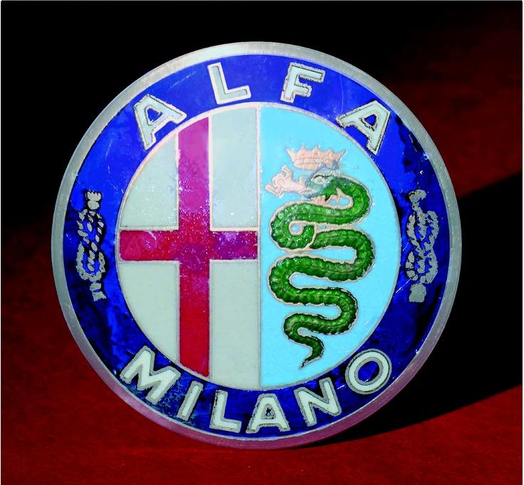 Logo Alfa Romeo 1912 - 1915