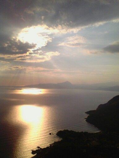 Maratea - Sunset