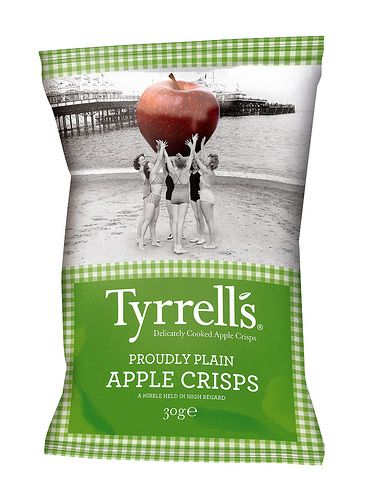 Tyrrells Apple Crisps