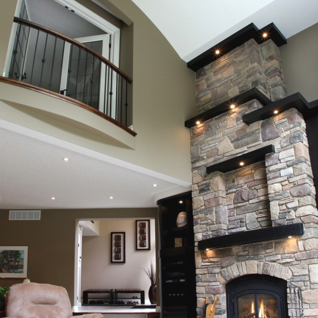 Great High Ceiling Decor Can Alternate Placement Of