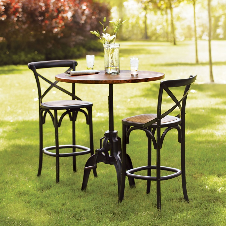 GET > Edison Bistro Table