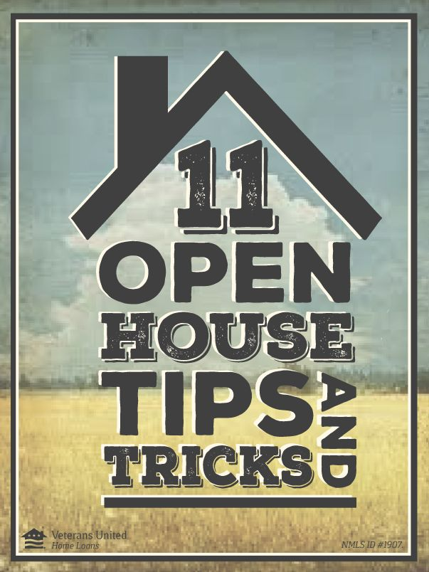 Real estate agents: Put a gleaming face on YOUR listing with these simple 11 open house