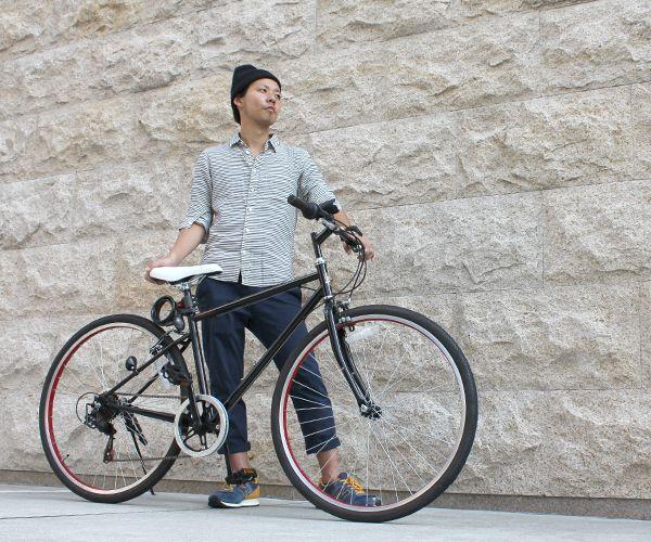 楽天市場 お買い物マラソン 自転車 26インチ クロスバイク スポーツ アウトドア Topone トップワン シマノ6段変速 カギ Ledライト付 Atb クロスバイク Mcr266 29 おすすめ 人気 メンズ レディース 自転車 26インチ Bicycle 男性 女性 自転車大 自転車専門店 Cocos