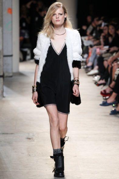 Sfilata Zadig&Voltaire Paris - Collezioni Primavera Estate 2014 - Vogue
