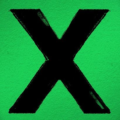Ed Sheeran - X  I am digging his new album, I'm inlove with his songs.